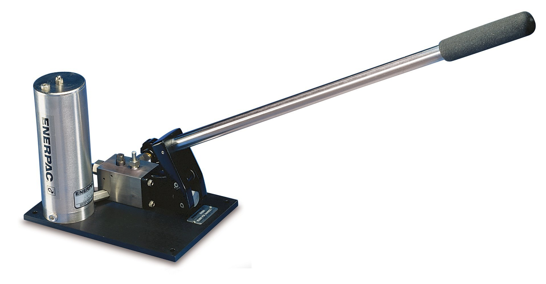 Enerpac 11-400 Ultra High Pressure Hand Pump with 0 to 40,000 Pounds Per Square Inch