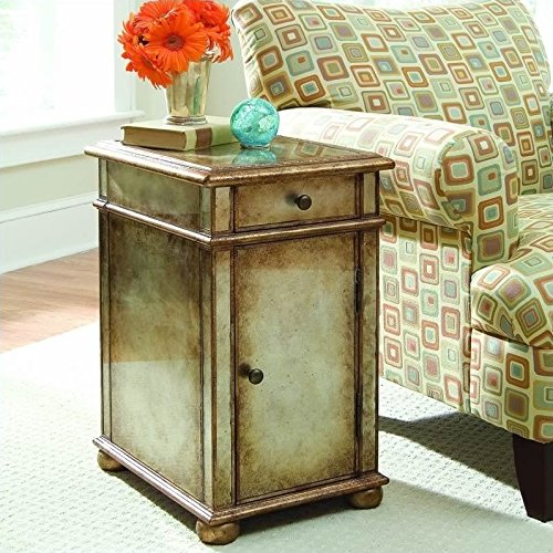 Hooker Furniture Seven Seas Antique Mirror Chest in Metallic Finish by Hooker Furniture (Image #2)