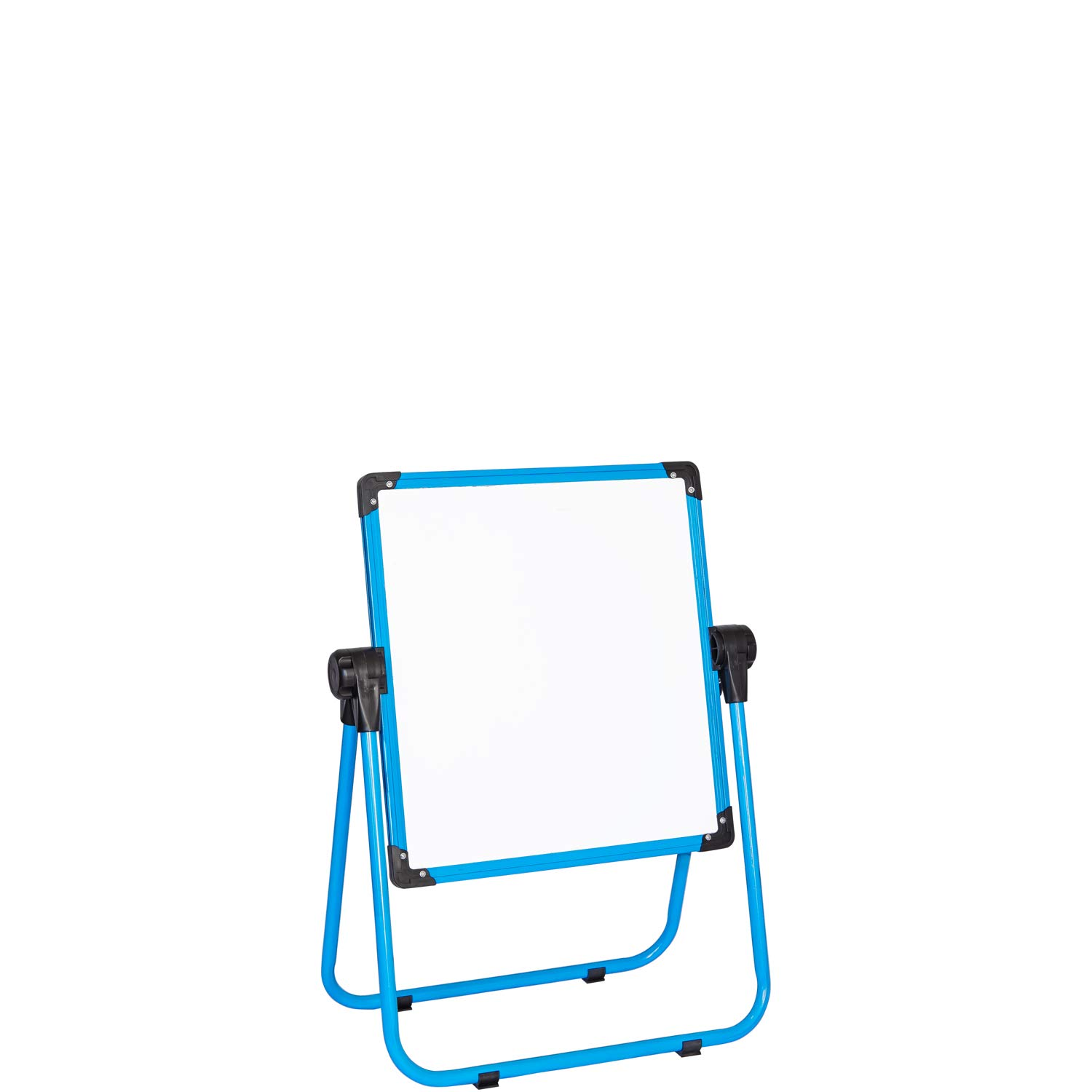 U-Stand Magnetic Whiteboard Easel + Chalkboard Back Side - Small/Pink Attractivia