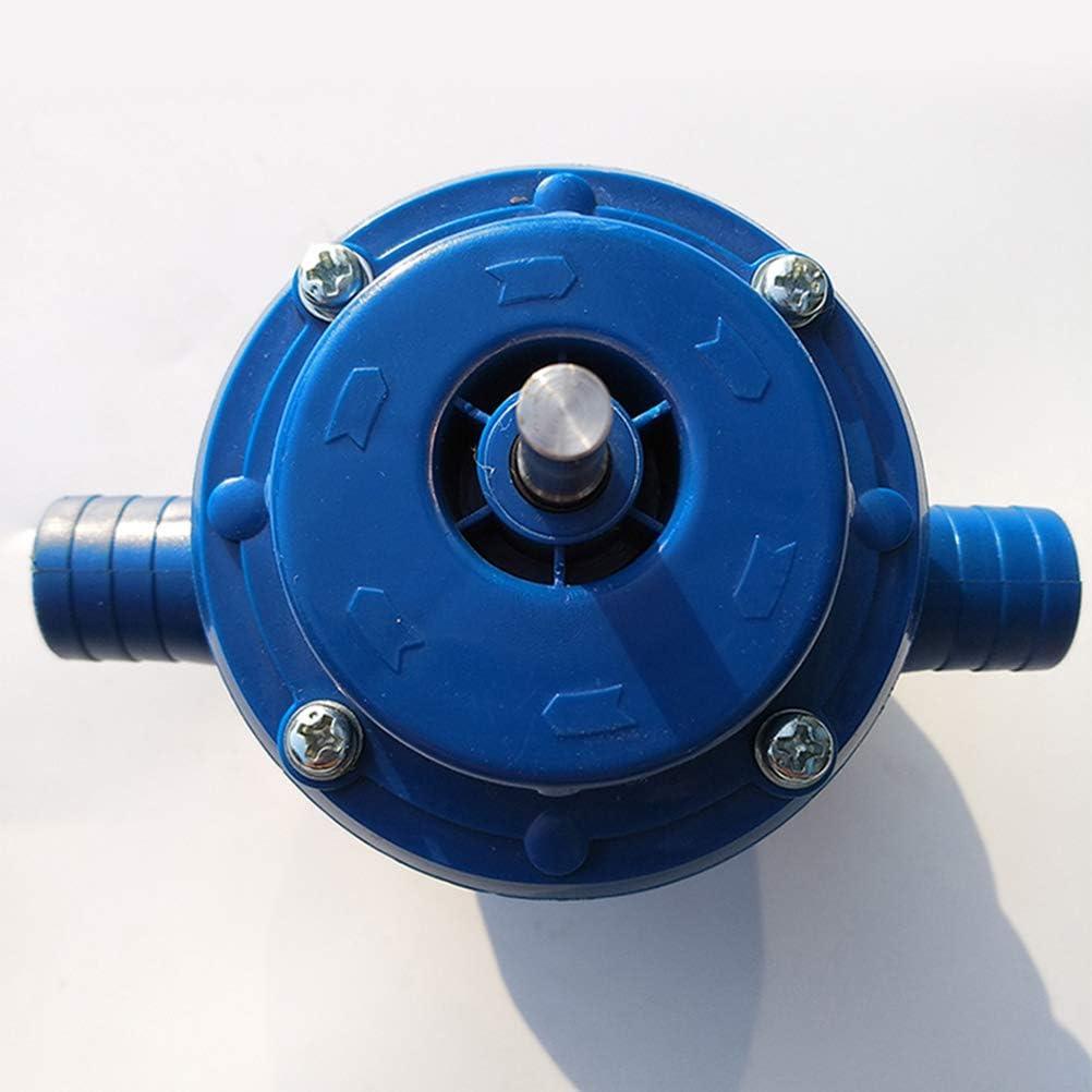 LIOOBO Selbstansaugende Mikro-Kreiselpumpe mit Mini-Pumpe
