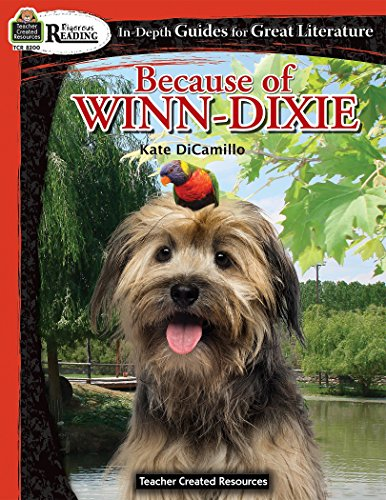 Rigorous Reading  Because Of Winn Dixie