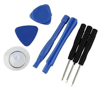 SDTEK Kit de herramientas de reparación de iPhone, Destornilladores ...