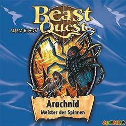 Arachnid - Meister der Spinnen (Beast Quest 11)