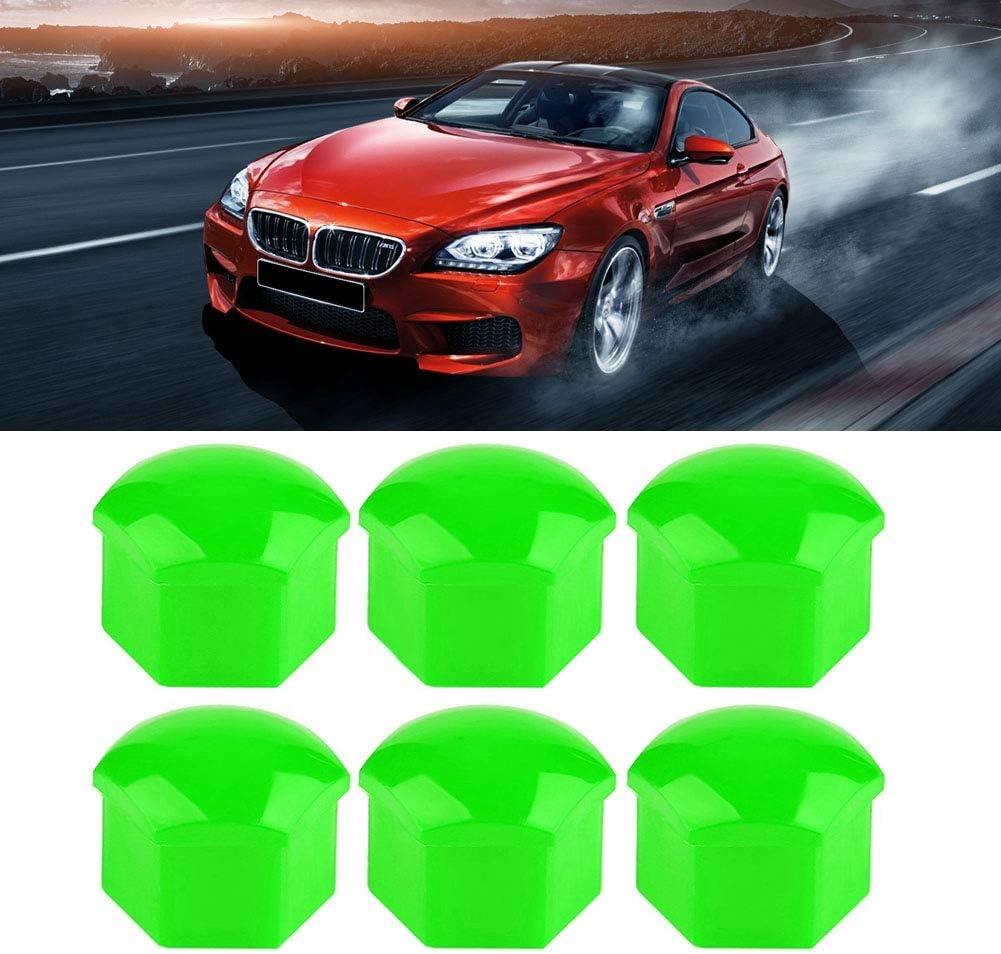 20pcs 19mm /Écrou de roue de voiture couvre le boulon automatique de cache-vis du moyeu Protection ext/érieure de jantes gris /Écrous de roue de voiture
