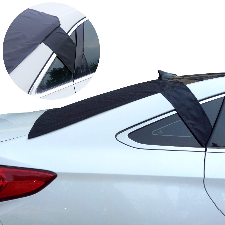 M-PENG magnetische Auto Heckscheibe Schneedecke Anti-Folie Eisstaub Sonne Windschutzscheibe Frostschutz /& Sonnenschutz f/ür Fahrzeug Heckscheibe