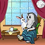 Freckles the Bunny Series, Book # 3: Freckles Lends a Paw