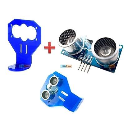 KitsGuru HC-SR04 Cartoon Ultrasonic Sensor Holder with: Amazon in