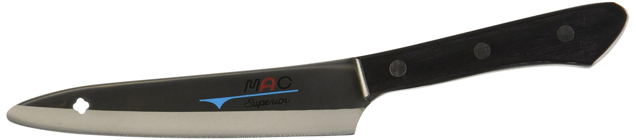 Mac Knife Superior Paring/Utility Knife, 5-Inch