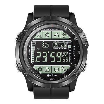 Chidjon Zeblaze Vibe 3S Smartwatch 50m estanco 2 años Standby ...