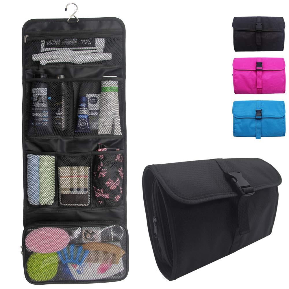 65c56588a29d Travel Hanging Toiletry Bag Travel Kit Organizer Cosmetic Makeup Waterproof Wash  Bag for Women Girls Travel