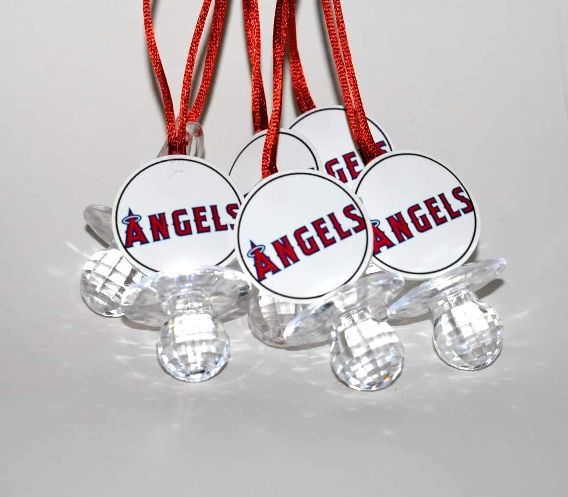 Amazon.com: 12 (piezas) Anaheim Angela Béisbol Bebé Ducha ...