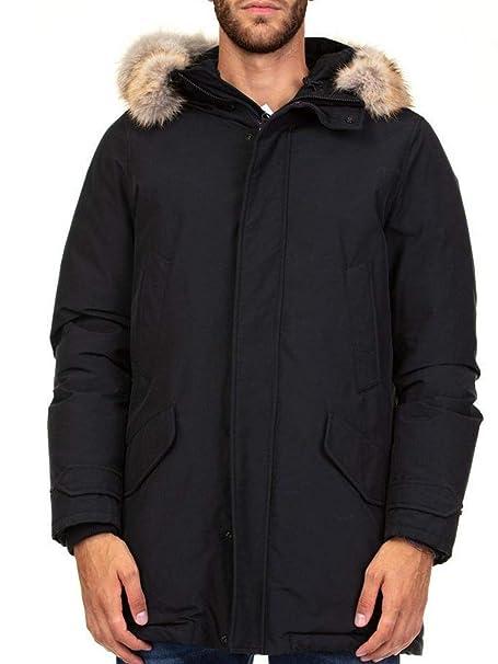 Woolrich Parka Polar in Piuma Doca WOCPS2737 Black Size:XL ...