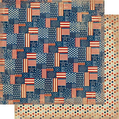 Authentique Paper''Liberty'' 6x6 Paper Pad by Authentique Paper (Image #8)