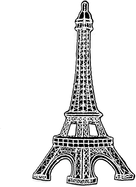 París Francia Francés Torre Eiffel Torre Eiffel de París Cartoon ...