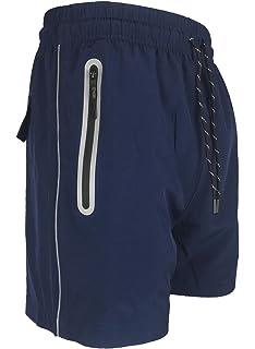64c6223b3e07 Xinvivion Hombre Pantalones Cortos Deportivos - Secado Rápido ...