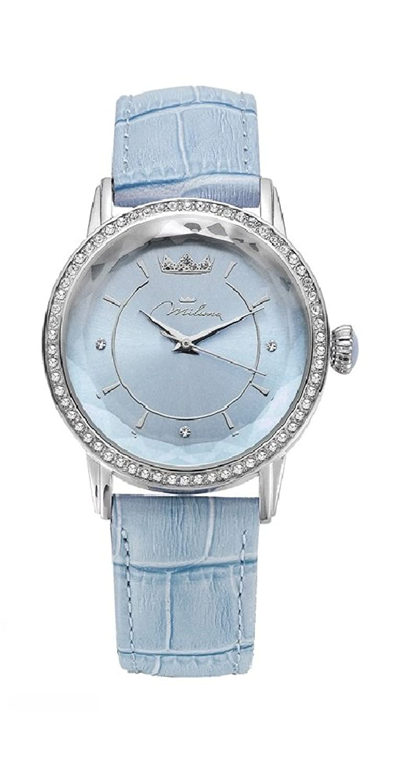 Sehen Sie sich blau Leder ORL1001_A35 Crystal Woman Momente Xiao Yan