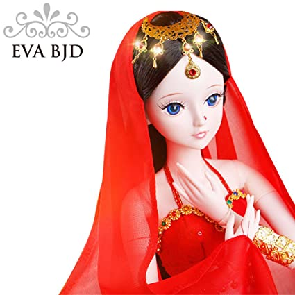 Image Unavailable. Image not available for. Color  India Girl 1 3 BJD Doll  SD Dolls ... c0bb3d7f31fd