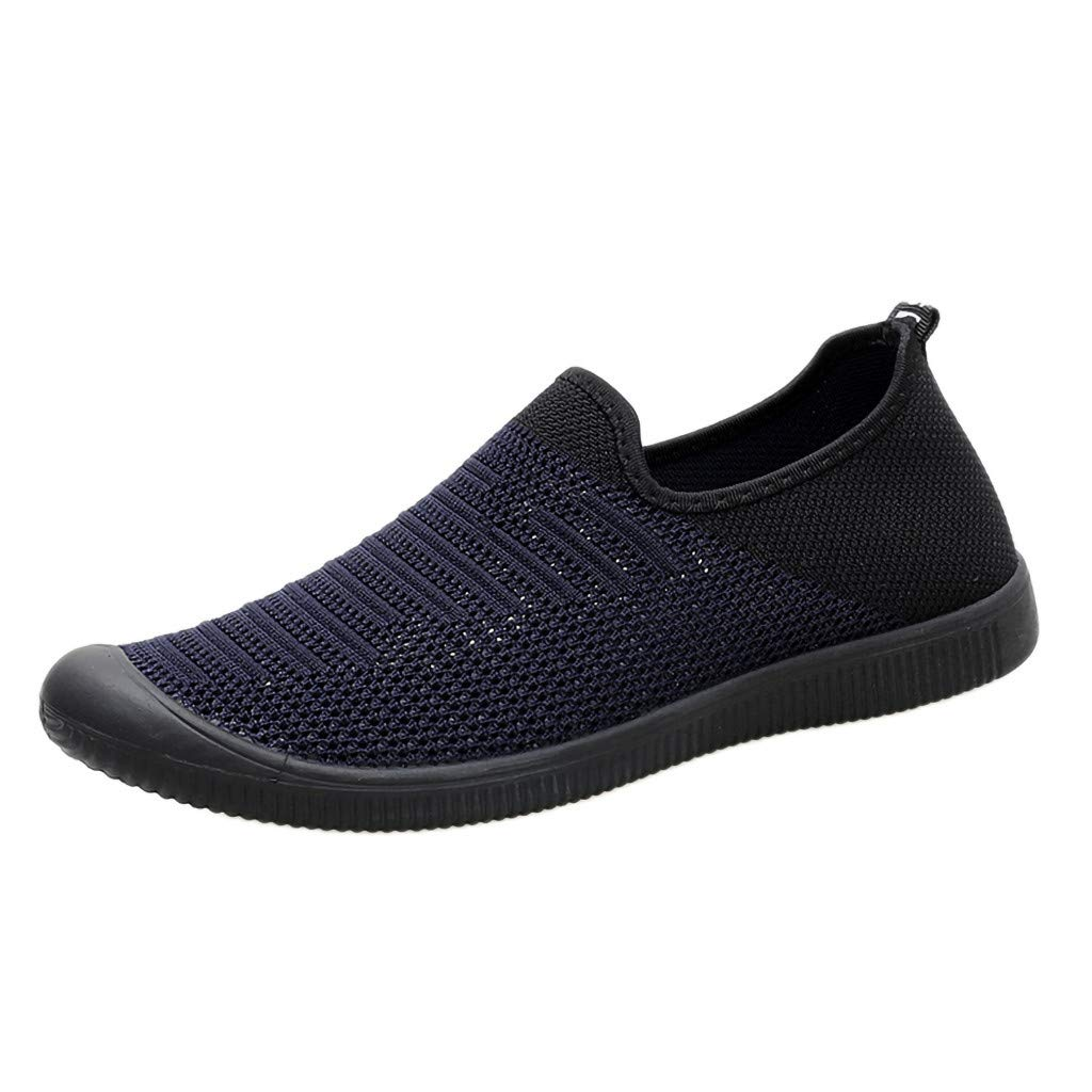 Mens Summer Shoes Men Flat Bottomed Outdoor Peas Shoe by Tootu Shoes