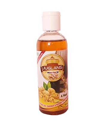 Buy JUGLANS, Walnut Hair Oil, 12ml Online at Low Prices in India ...