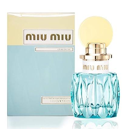 brand new 1735a f3bc4 Miu Miu L'Eau Bleue Profumo - 30 ml: Amazon.it: Bellezza