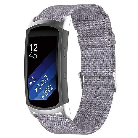 Correa para Reloj Inteligente Samsung Gear Fit2 Pro / Fit2 ...
