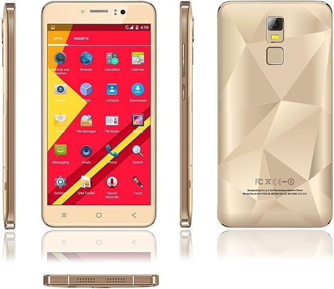 yikun Teléfono Móvil Smartphone K1 5.5 entriegeltes IPS Android ...