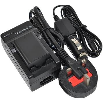 Batería+cargador NP-FW50 para Sony a 37 Alpha 6 Alpha 7 ...