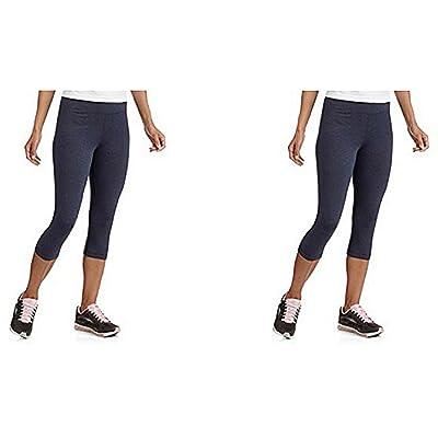 2 Pieces Danskin Now Women's Dri-More Capri Core Leggings