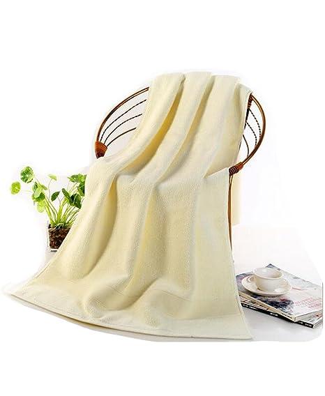 Puro Algodón Toallas, toallas de hotel Especial grueso, cómodo y delicada Spa toalla