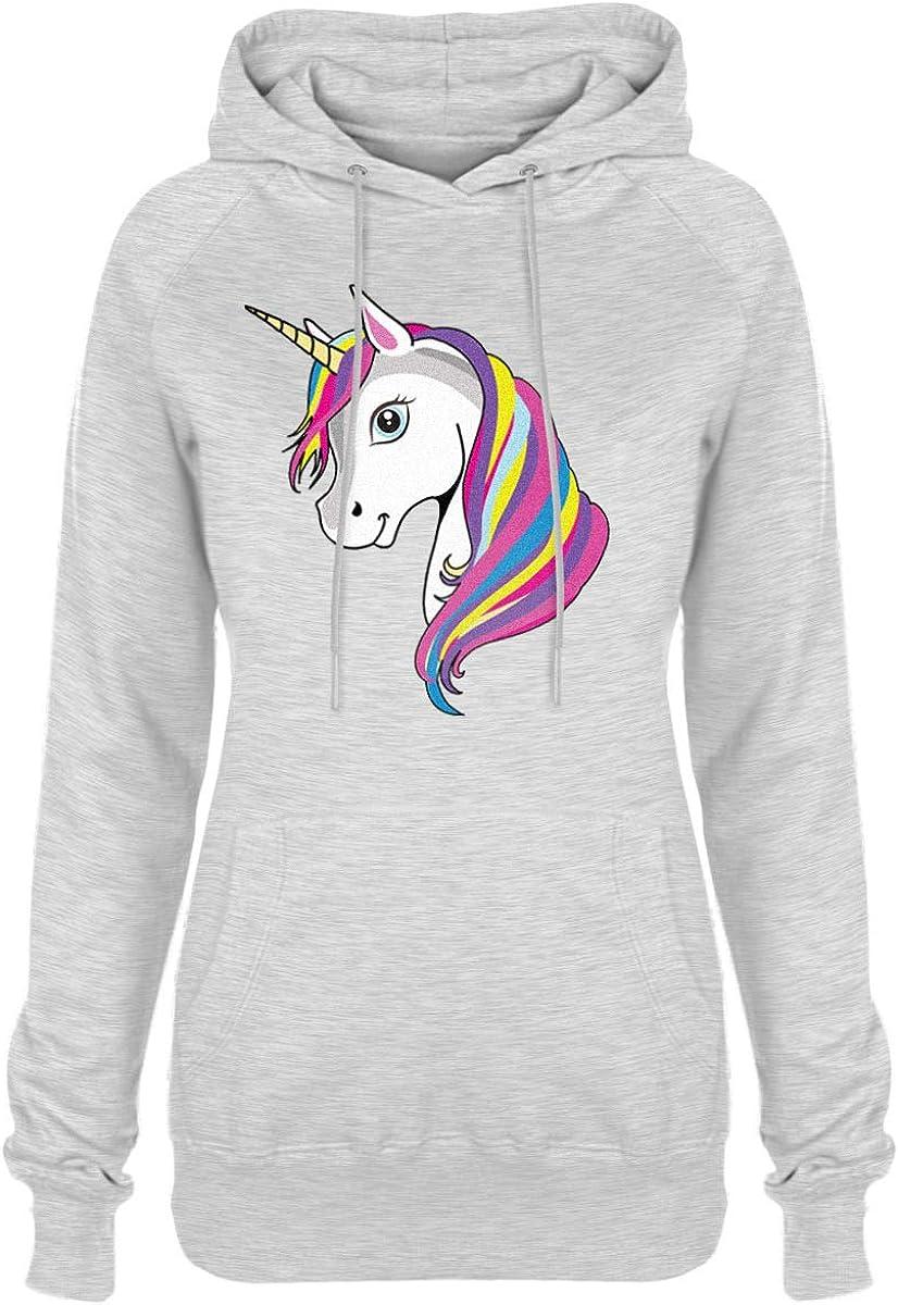 Ladies Unicorn Hoodie