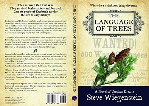 (The Language of Trees (The Daybreak Series))