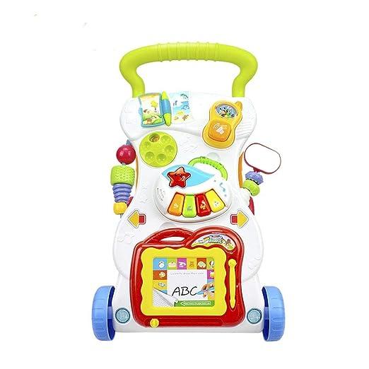 Andador Postura de sesión de bebé Aprendizaje Caminante Carrito ...