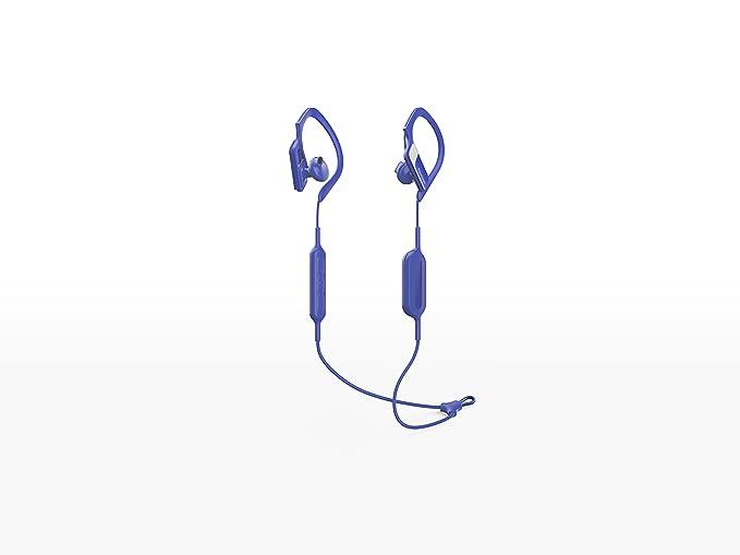Panasonic Wings RP-BTS10E-A - Auriculares Bluetooth Deportivos ...