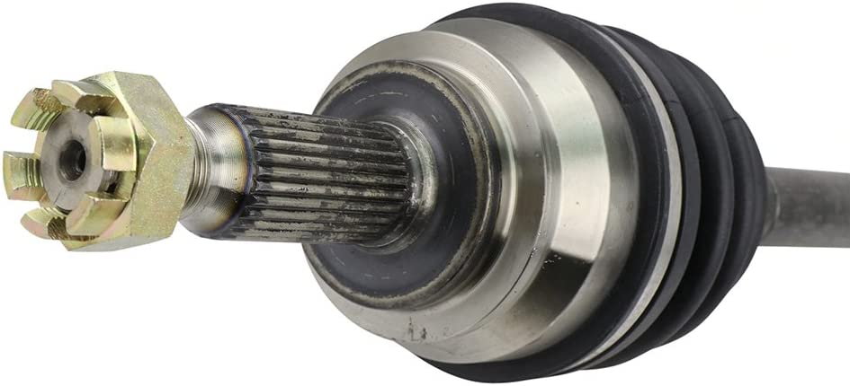 FWD//4WD Models for 2007 2008 2009 2010 2011 2012 Dodge Caliber//Jeep Compass Patriot - Front Left LH CV Axle Drive Shaft Assembly Driver Side Bodeman