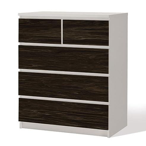 Möbel aufpeppen klebefolie  Möbelfolie -- Holzstruktur -- Dekorfolie für Schränke & Tische ...