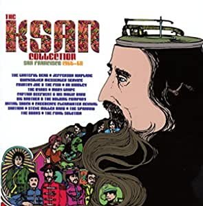 The Ksan Collection- San Francisco 1966- 68 ( 6 CD BOX SET)