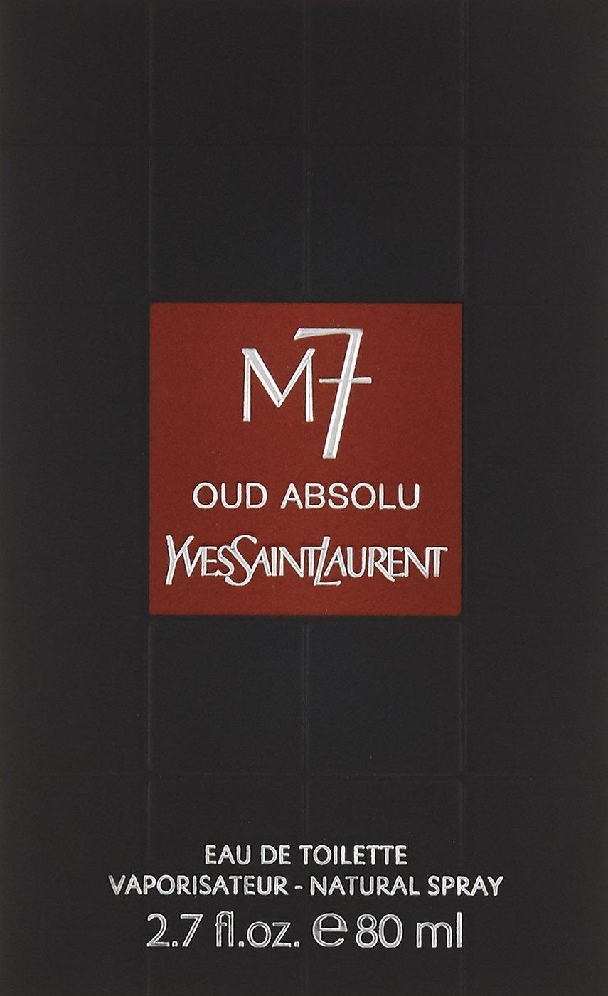 Yves Saint Laurent La Collection M7 Oud Absolu Eau De Toilette Spray 80ml 2.7oz