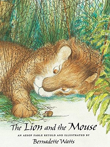 The Lion and the Mouse (The Lion & The Mouse By Jerry Pinkney)