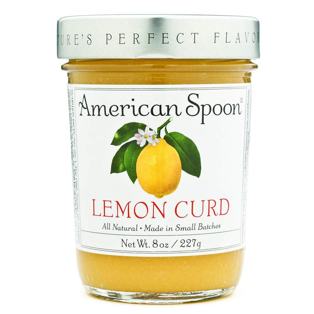 American Spoon Foods Lemon Curd Pack of 4
