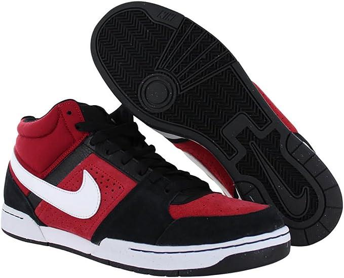 lago Titicaca esencia Especialista  Nike Renzo 2 Mid - Zapatillas deportivas, (Rojo Blanco), 44 EU: Amazon.es:  Zapatos y complementos