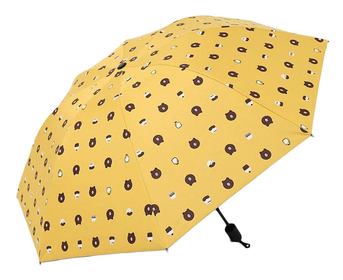 Gocgt Ultralight Stick Umbrellas, UV Unbreakable Windproof Ultraslim Travel Umbrellas 8 OS