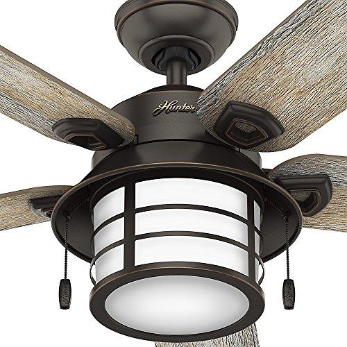 Hunter Fan Company 59273 Key Biscayne 54 Quot Ceiling Fan With