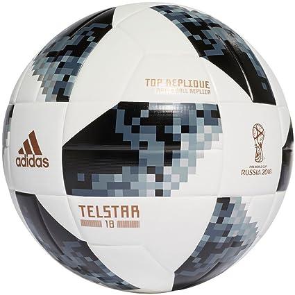 adidas 2018 FIFA World Cup Russia Top Replique Soccer Ball cba1e5725e22
