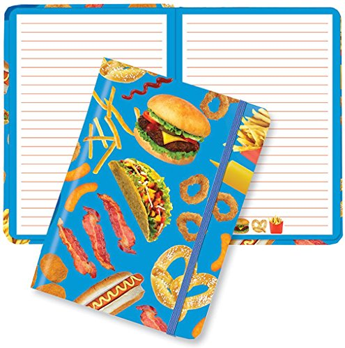 Covered Notepad - iscream 'Snack Shack' Hard Covered Lined-Page 7