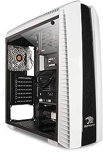 iBUYPOWER Tt Versa N27 Gaming Case - White