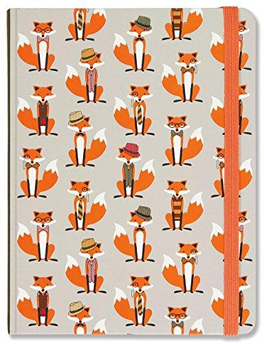 dapper-foxes-journal-diary-notebook