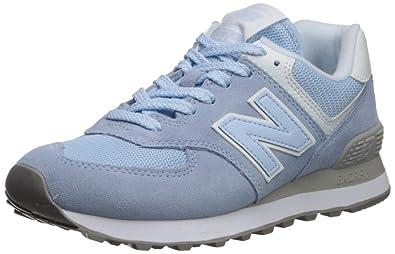 scarpe donna blu new balance