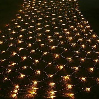 984ft 656ft transparency led fairy mesh net lights 204 mini string leds
