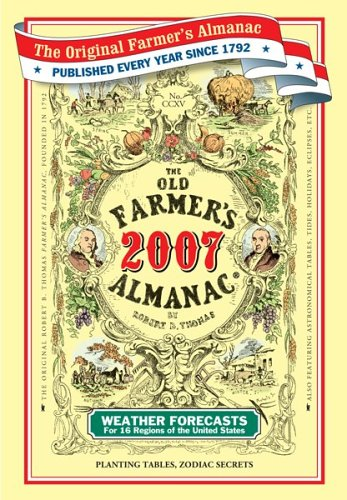 The Old Farmer's Almanac 2007