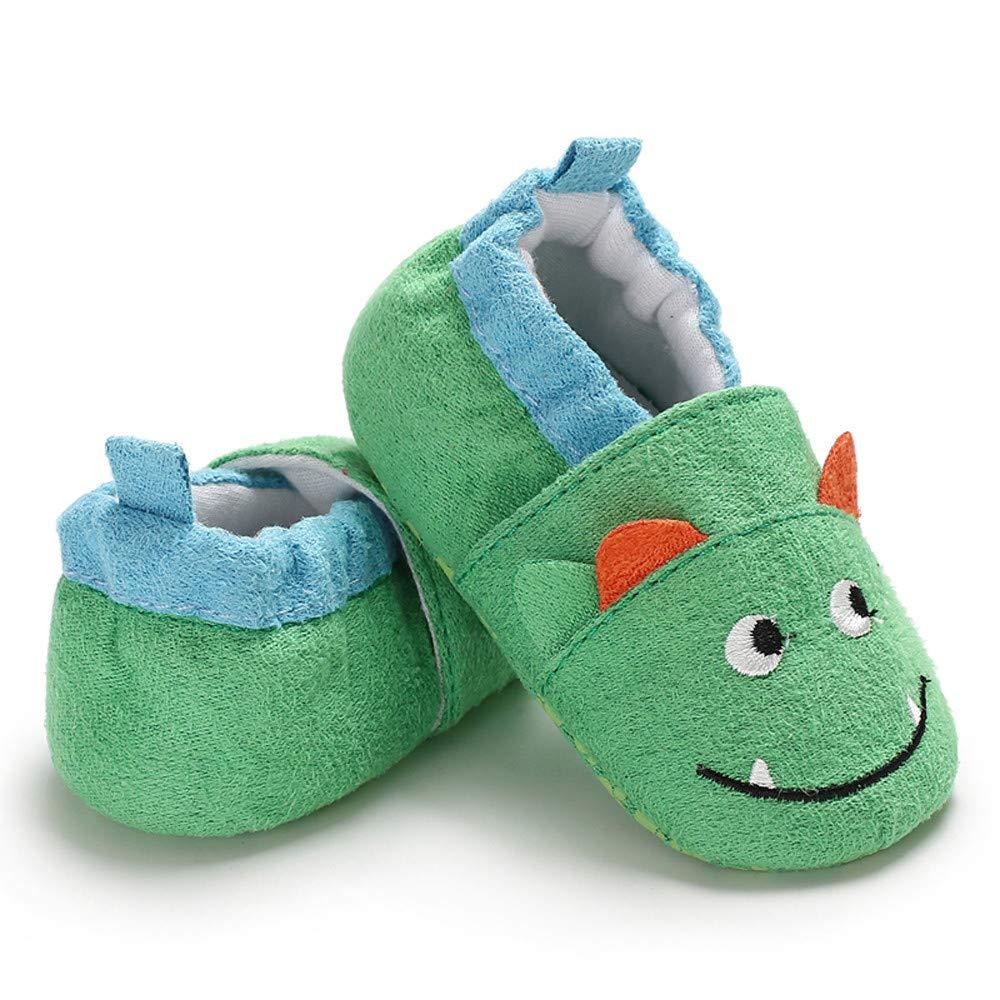 Non Skid Slippers Fleece Booties Moccasins Frist Walker Shoes Sole Newborn Infant Walkers Shoe 2019 Respctful✿ Baby Shoes
